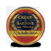 Crème de Sardines au Whisky x5 boites 60 g