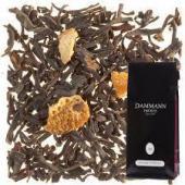 Thé Citron sachet 100 g thé noir parfumé