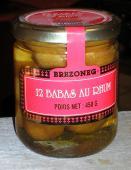 Babas au Rhum bocal 12 pièces Le Dréan 450g