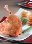 Confit de canard au sel de Guerande boite une cuisse 400 g