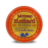 Mousse de homard au cognac boite de 60 g La belle iloise