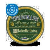 Thoïonade aux olives La belle iloise x3 boites de 60 g