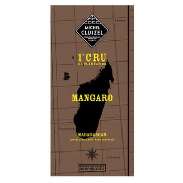 Tablette noir Mangaro 65%