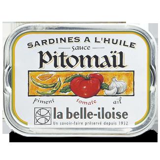 Sardines Pitomail