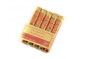 "Etui 5 mini tubes ""les melanges"""