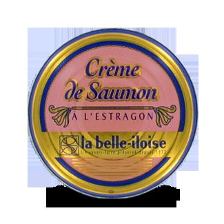 Crème de saumon