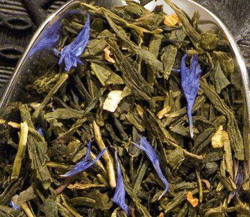 thé jardin vert