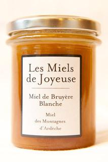 Miel de Bruyère Blanche 250grs