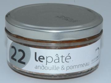 Pâté Breton Andouille Pommeau