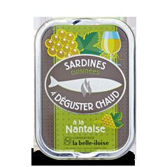 Sardines à poëler a la Nantaise